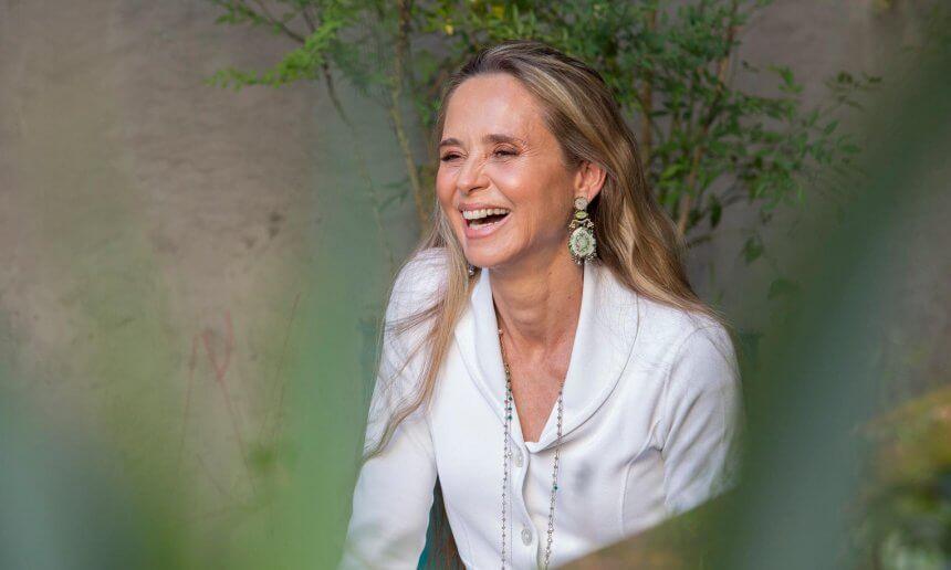 """VEJA: «Patricia Villela Marino en la lucha por la legalización del Cannabis medicinal"""""""