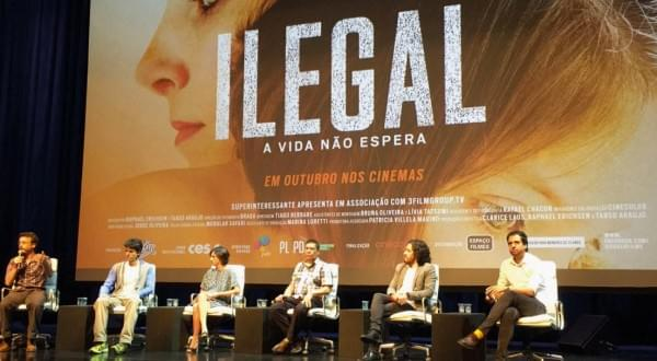"""Ilegal"": Cinema and Activism"