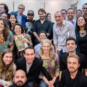 Jovens líderes juntam-se à H360, iPDR e Agência TUDO para planejar plataforma inovadora