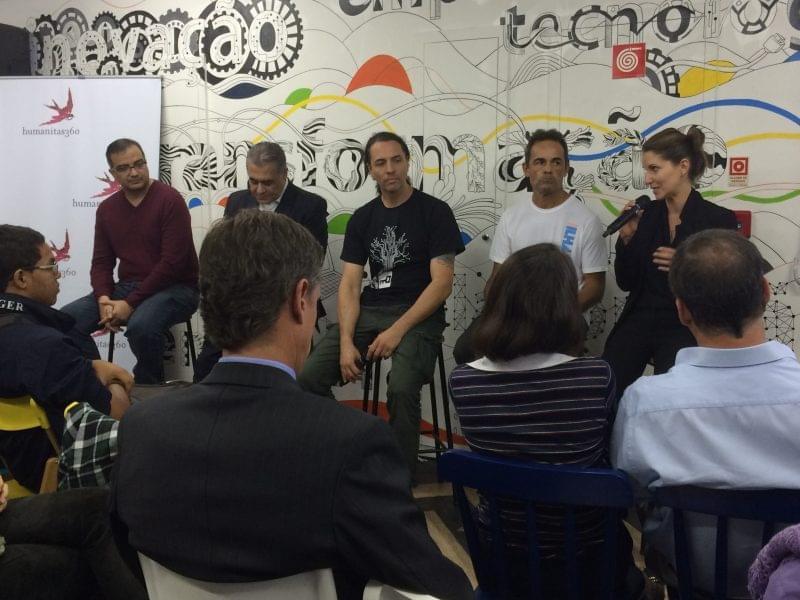 Technology and transparency guide talks at H360's event in São Paulo