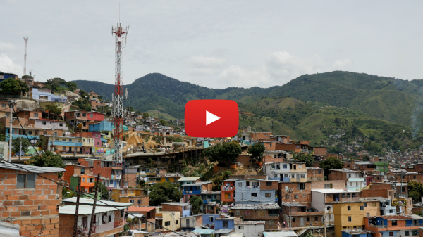 Local activists use art to build a brighter future at Comuna 13, Medellín