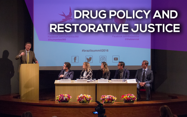 "Drug Policy & Restorative Justice: ""How to Make Policy Work?"""