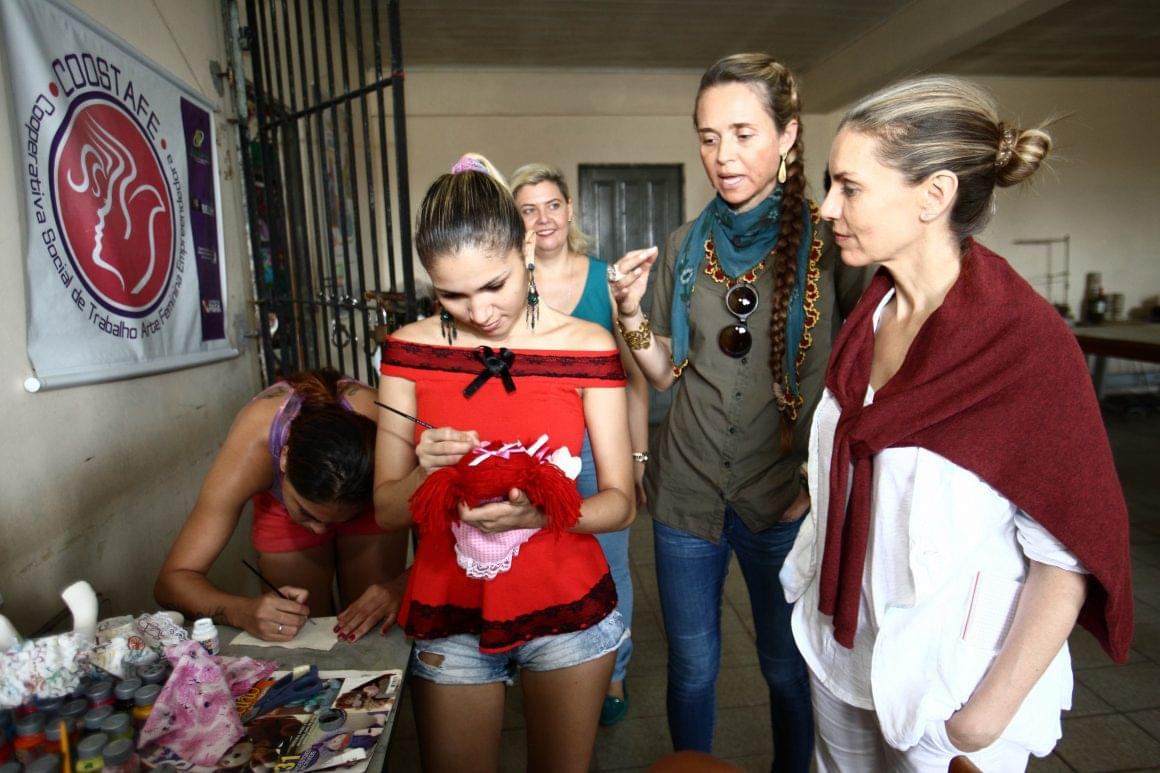 Humanitas360 signs partnership for a new project to improve the lot of female inmates in Pará
