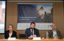 H360 participates in events supporting democracy in Venezuela