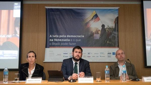 H360 participates in events supporting democracy in Venezuela