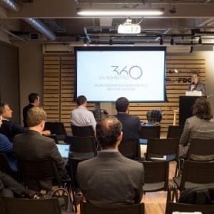 Primeiro board meeting do Humanitas360 Global reúne conselheiros da organização nos EUA e no Brasil
