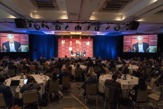 Humanitas360 showcases how to promote citizenship, transparency and social peace at the Global Philanthropy Forum
