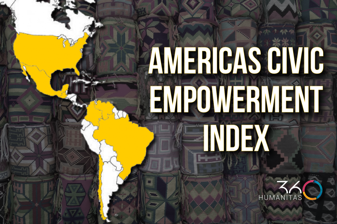 Humanitas360 and The Economist Intelligence Unit Launch First Index about Citizen Empowerment in the Americas