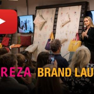 Charity auction launches the brand Tereza with products made by cooperative of current and former detainees