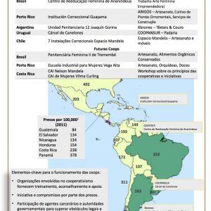 Cooperativas de detentos inovam no combate à violência na América Latina