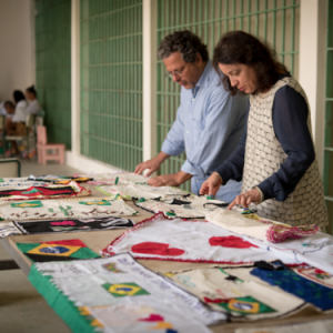 """""""Dentro da cooperativa eu me sinto livre"""": retratos da primeira semana de workshop com Renato Imbroisi"""