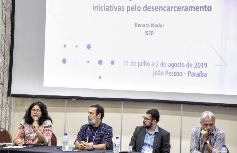 Ricardo Anderáos, do H360, participa de debate no 13o Encontro do Fórum Brasileiro de Segurança Pública