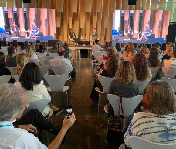 Patrícia Villela Marino, presidente do Humanitas360, fala sobre modelo de empreendedorismo atrás e além das grades no Festival BlastU