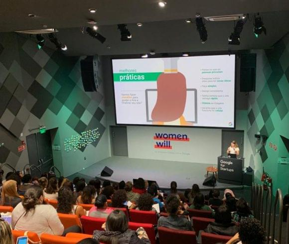 Google e Humanitas360 promovem evento de capacitação para ex-detentas