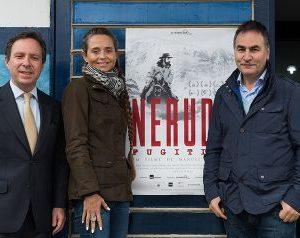 """Humanitas360 traz """"Neruda – Fugitivo"""" para o Brasil com exclusividade"""