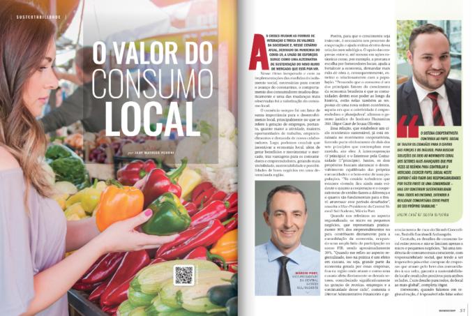O valor do consumo local – Revista Mundo Coop – 21/07/2020, Edição 94