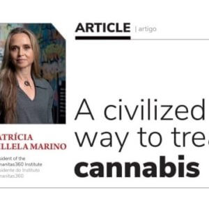 A civilized way to treat cannabis
