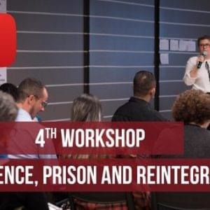 Meeting finalizes proposals to create a new narrative and change society's view on sentencing, prison and recovery