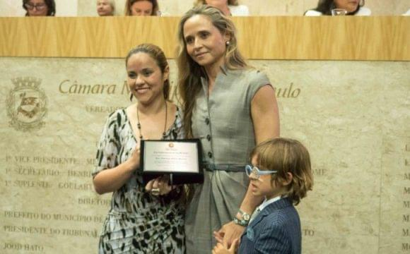 Patrícia Villela Marino é homenageada pela Câmara de São Paulo no Dia Internacional da Mulher