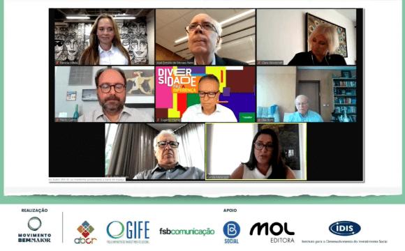 Humanitas360 participa de webinar que discutiu impactos da pandemia na filantropia
