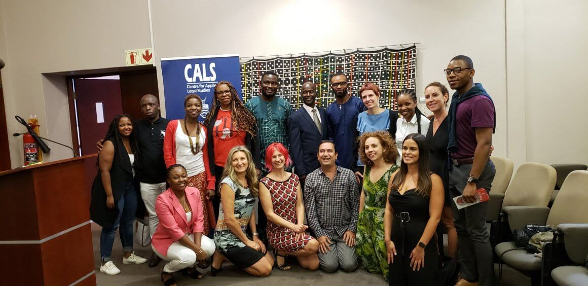 Humanitas360 participates in the launching of Incarceration Nations Network at Nelson Mandela Foundation