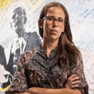 """""""A sociedade civil vem ampliando seu trabalho e presença apesar das perseguições"""", diz deputada venezuelana Manuela Bolívar"""