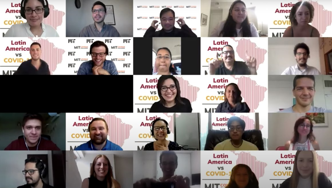 H360 participa en la edición latino-americana del MIT COVID-19 Challenge