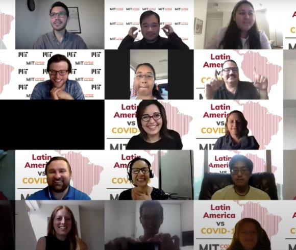 H360 joins Latin American edition of MIT COVID-19 Challenge