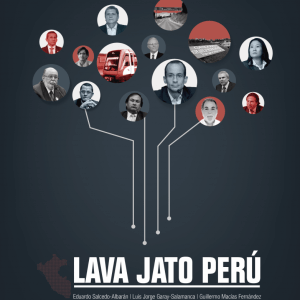 "The structure of the macro-corruption of ""Lava Jato Peru"""