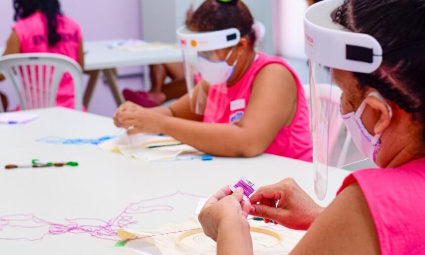 Humanitas360 inaugurates social cooperative in São Luís women's prison unit