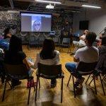 Cooperadas da Casa Tereza realizam assembleia no espaço CIVI-CO