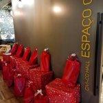 Cestas e kits natalinos para as cooperadas organizados pela equipe H360